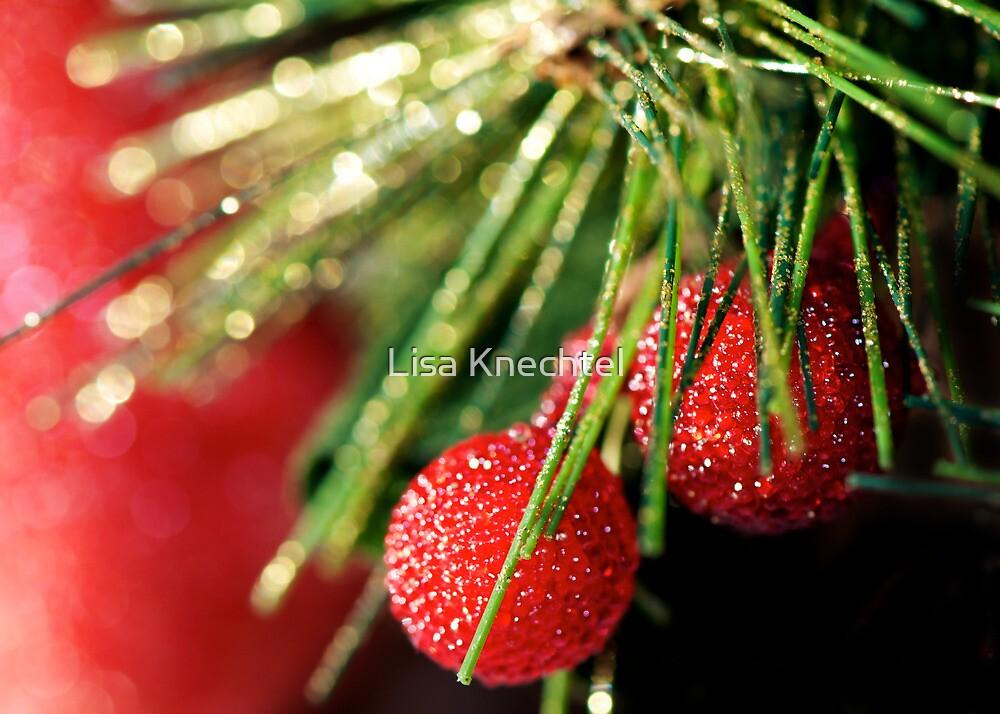 It's a Bokeh Christmas by Lisa Knechtel