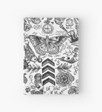 Cuaderno de tapa dura Tatuajes de One Direction