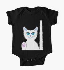 SNOWBELL THE CAT Kids Clothes