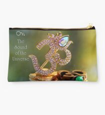 Om the sound of the Universe. Studio Pouch