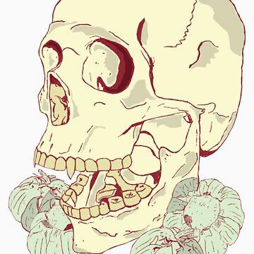 Vampire Skull by halien