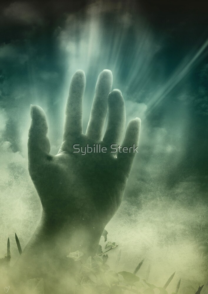 Dead Hand by Sybille Sterk