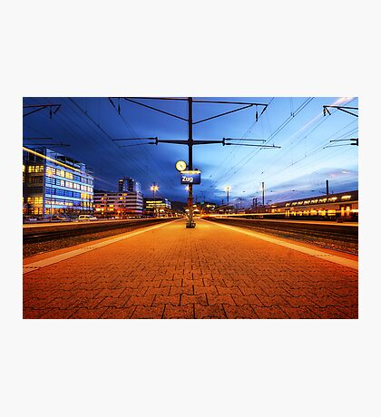 Destination Unknown Photographic Print