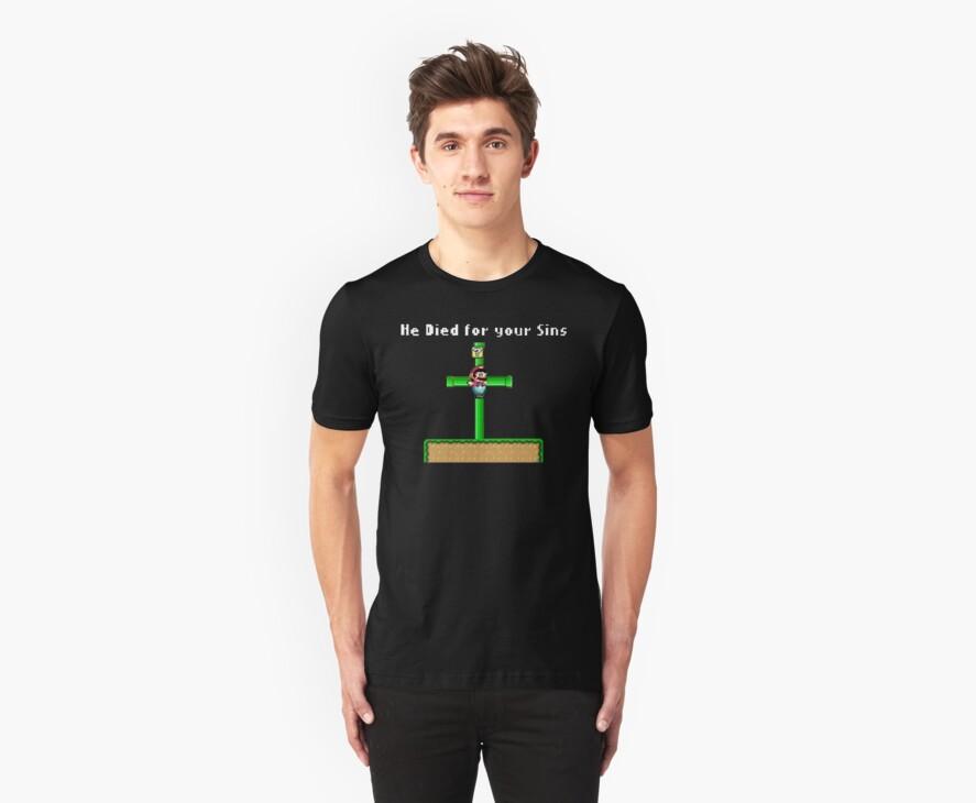 Mario Jesus by Miltossavvides