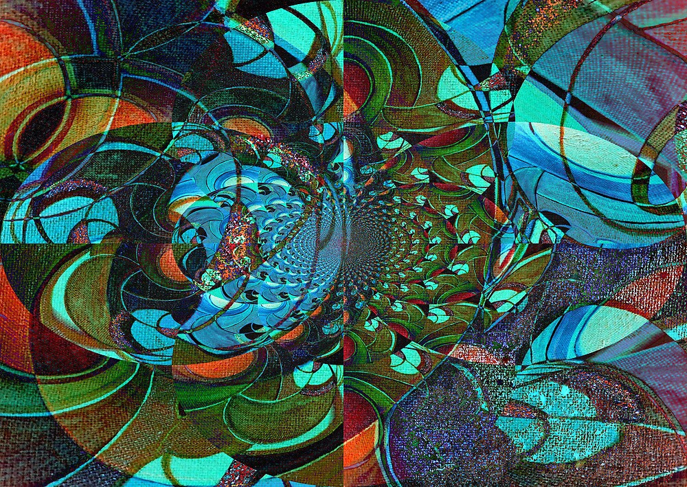 Oceans Wave by Fiona Gardner