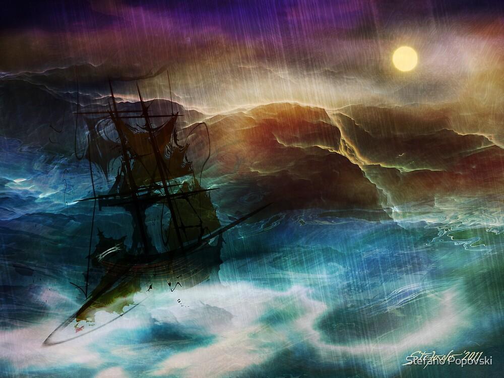 Cape of Good Hope by Stefano Popovski