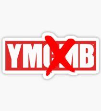 YM(CM)B Sticker
