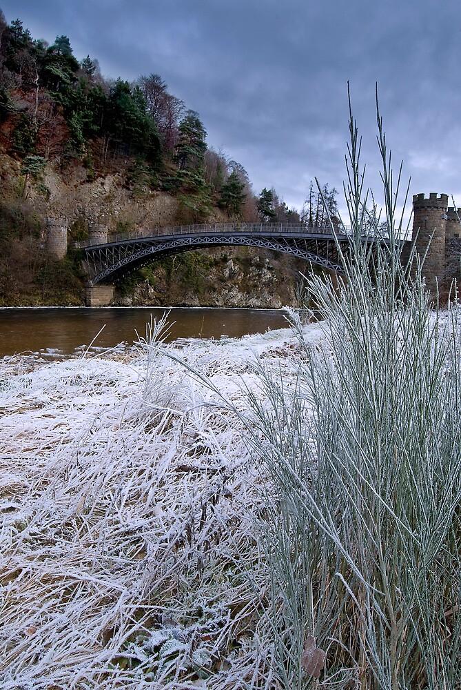 Craigellachie Bridge, Moray by jamieweeden