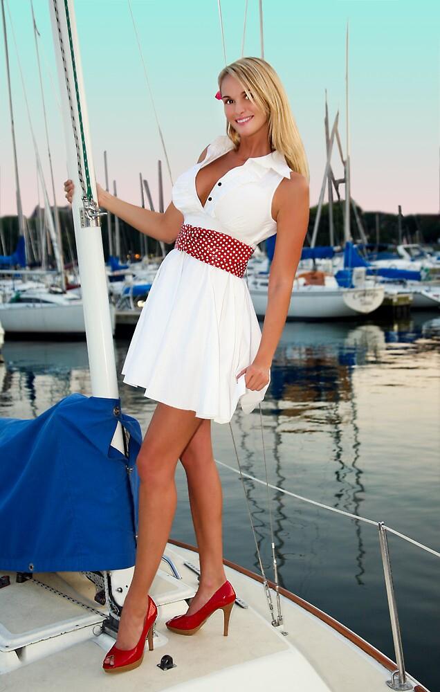 Jade Goes Sailing by jadeamber