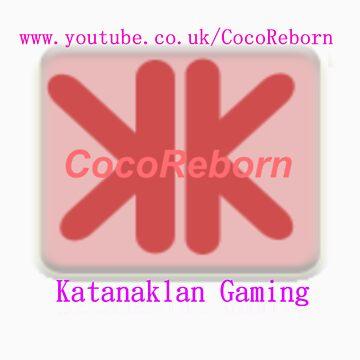 CocoReborn - KatanaKlan Gaming T-Shirt by tottenham07
