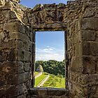 Aberdour Castle by Jeremy Lavender Photography