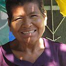Woman of Puerto Vallarta, Mexico - Señora Vallartense by PtoVallartaMex