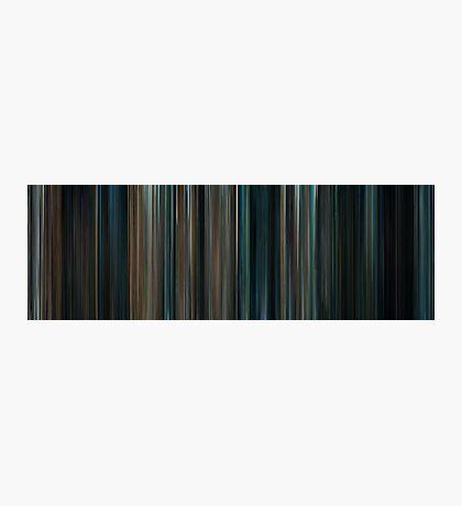 Moviebarcode: Super 8 (2011) Photographic Print