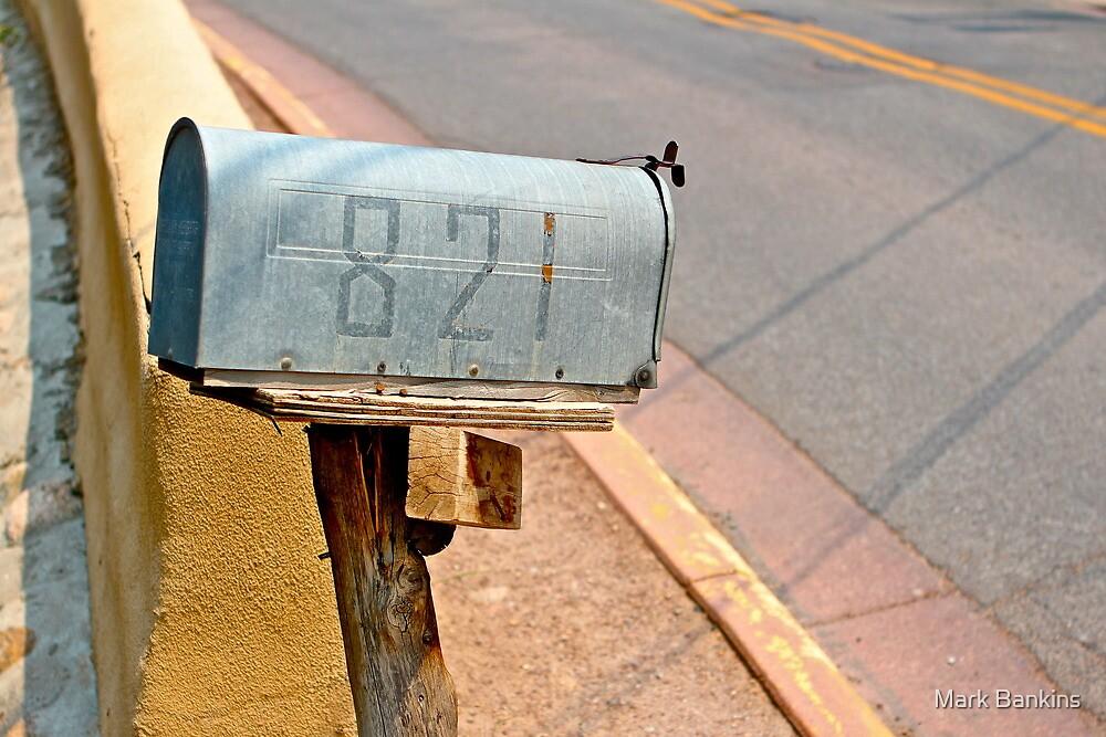 821 Canyon Road, Santa Fe, NM by Mark Bankins