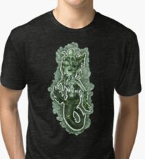 DIRTY MERMAID Tri-blend T-Shirt