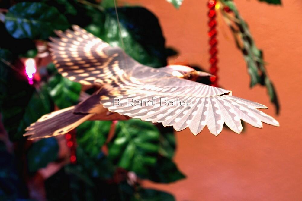Flying ornament by ♥⊱ B. Randi Bailey