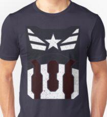 American Shield - Distressed Unisex T-Shirt