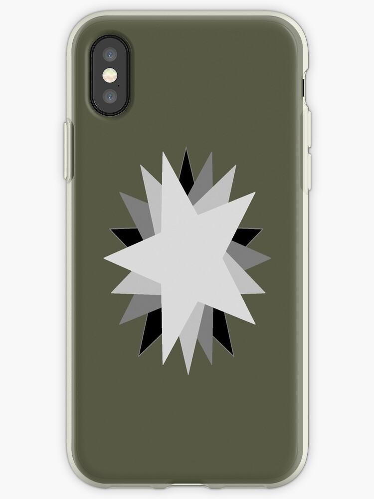 Four Star Camo Design by Buzzers1