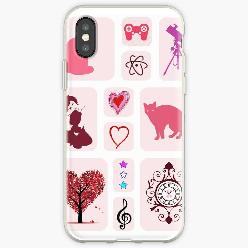 My Hobbies iPhone Cases & Covers