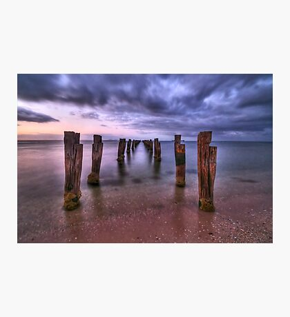 Clifton Springs HDR Photographic Print