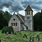 St Mary's Church, Betteshanger by Dave Godden