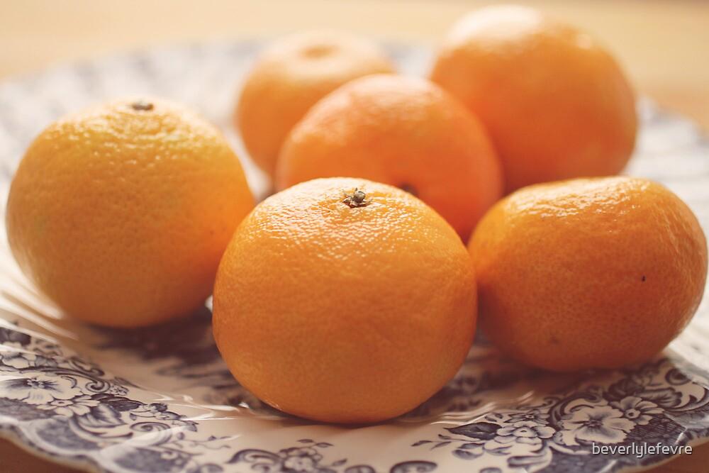 O Clementine by beverlylefevre