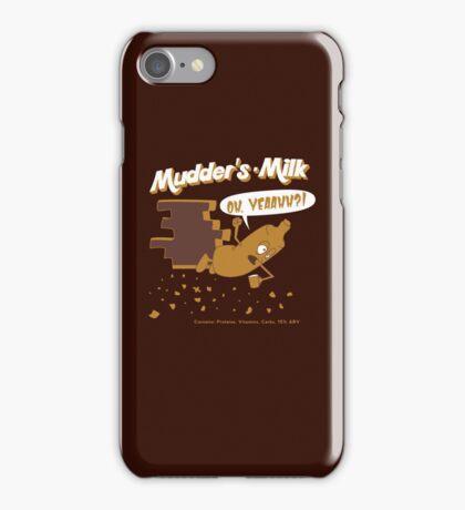 Mudder's Milk iPhone Case/Skin
