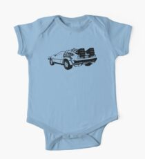 Back to the Future - Delorean Kids Clothes