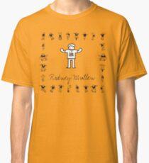 I LOVE SKATEBOARD - Rodney Mullen Classic T-Shirt