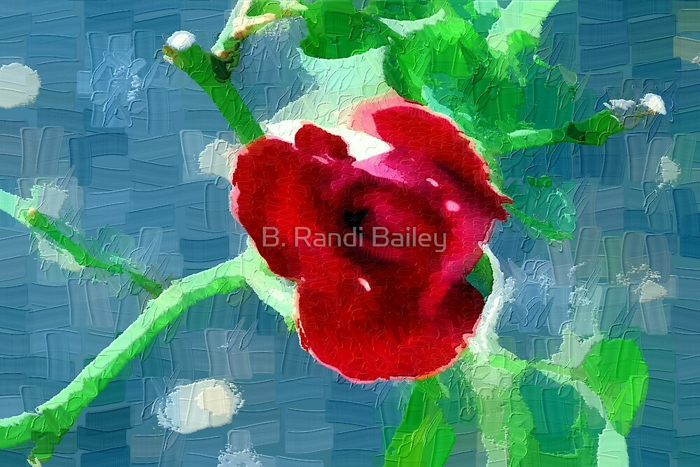 Just a touch of red by ♥⊱ B. Randi Bailey