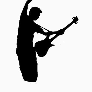 Guitarist by lucadou