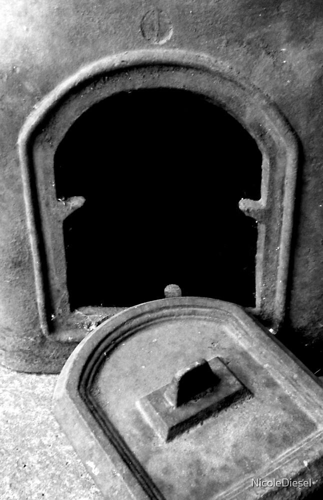 Black Door by NicoleDiesel