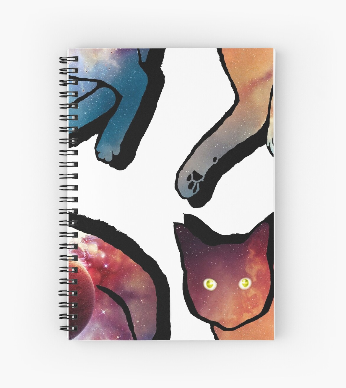 I Love Space Kitty by Kryoine