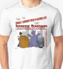 Things I Learned from B-Movies #5 T-Shirt
