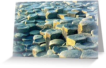 a cause to step up the causeway... by mariatheresa