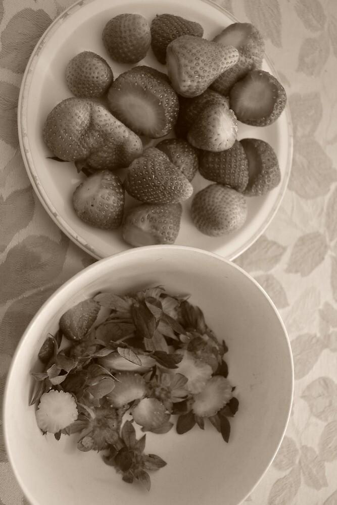 Darkened Berries  by mjaleman