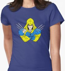 Weapon X's Creed Women's Fitted T-Shirt