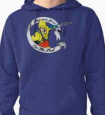 I'm the best. Pullover Hoodie