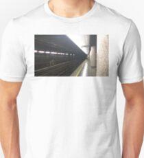 UBahn, Train Station Unisex T-Shirt