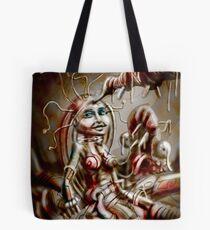 Singularity Girl Tote Bag