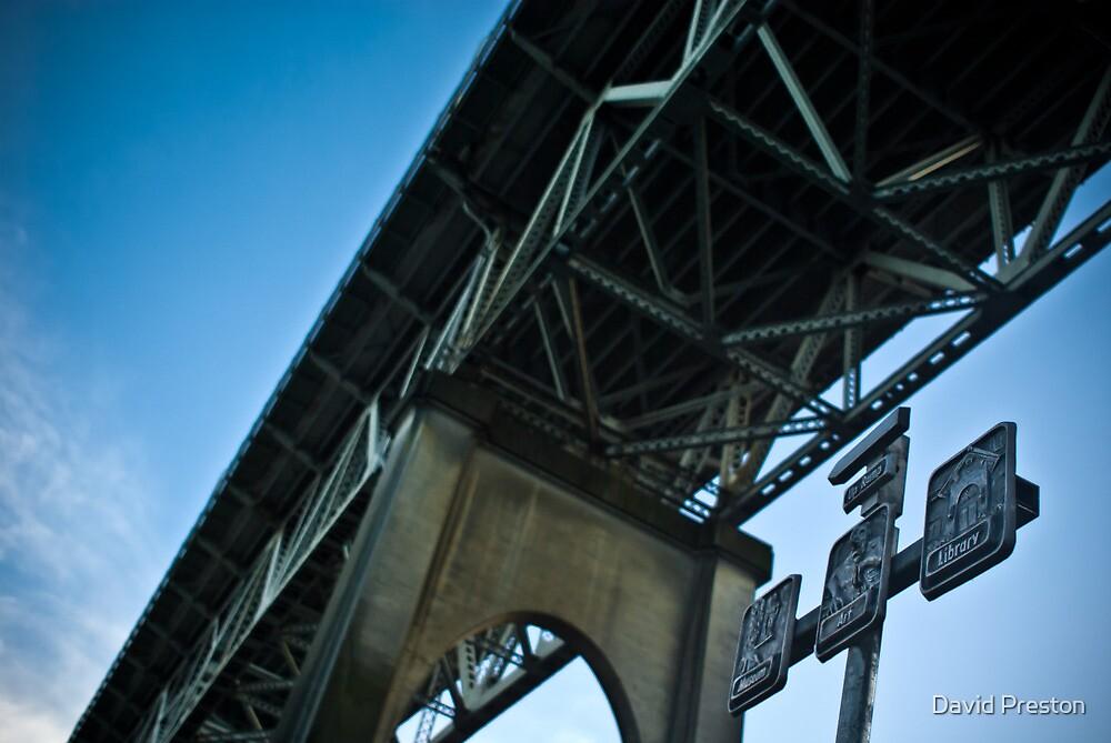 Aurora Bridge by David Preston