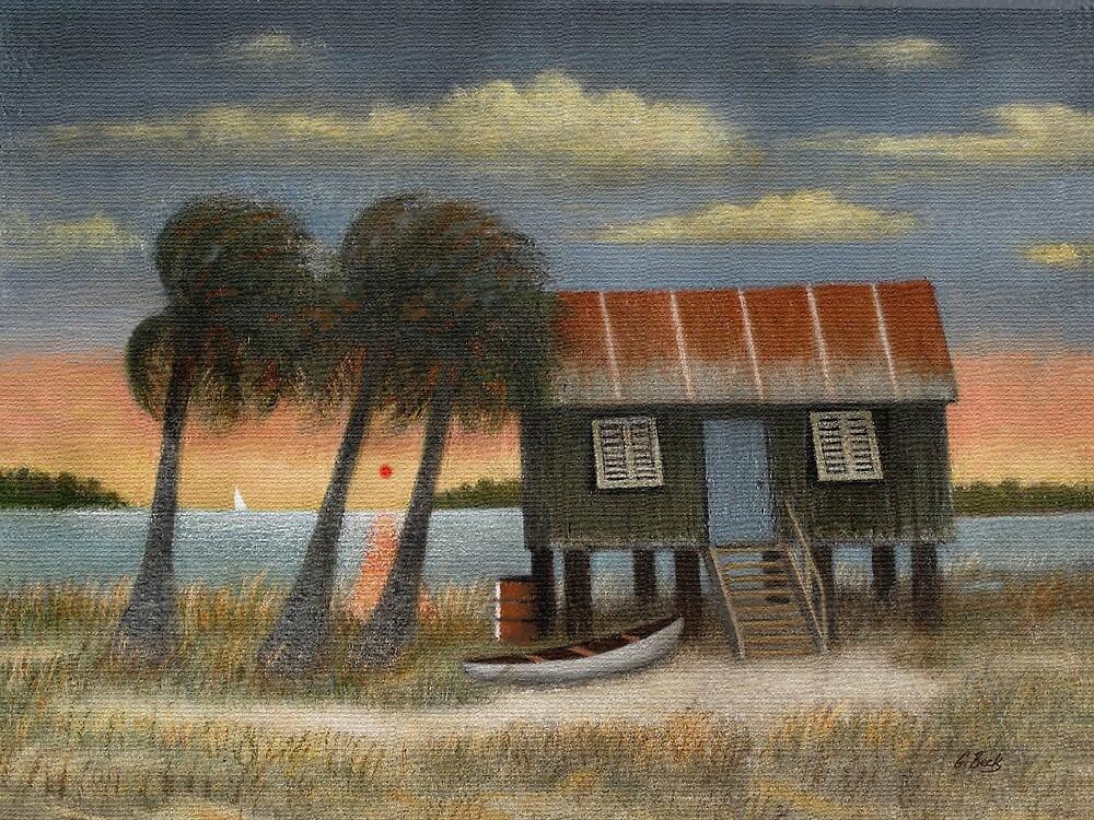 Glades Dweller by Gordon Beck