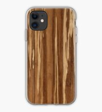 Bamboo Wood Flooring iPhone-Hülle & Cover