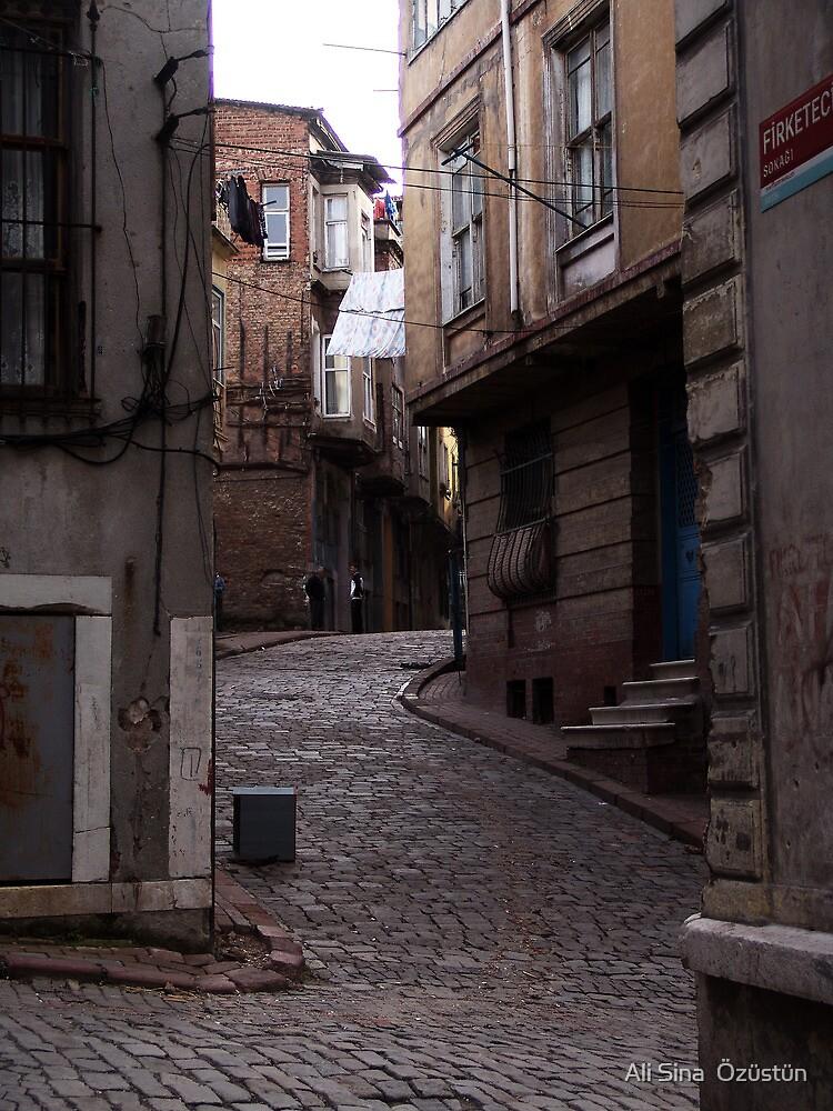 Dark Street by Ali Sina  Özüstün
