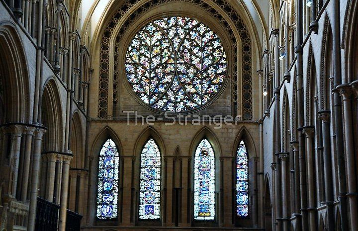 INSIDE LINCOLN CATHEDRAL, LINCOLN, UNITED KINGDOM by The-Stranger