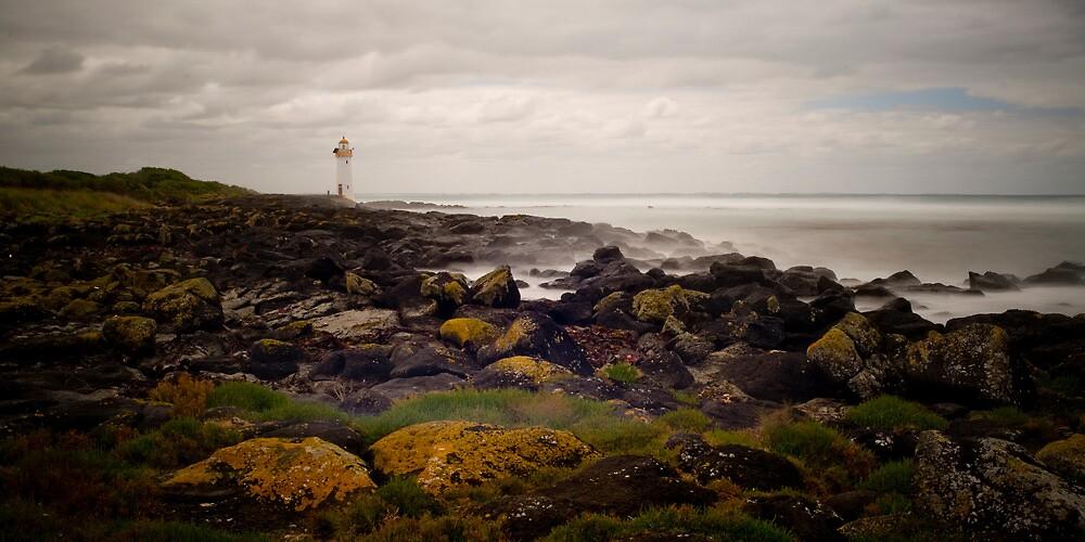 Port Fairy - Great Ocean Road - Victoria by Mark Elshout