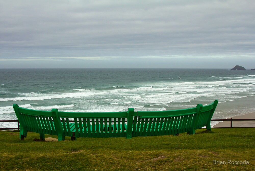 Seat With a View by Brian Roscorla
