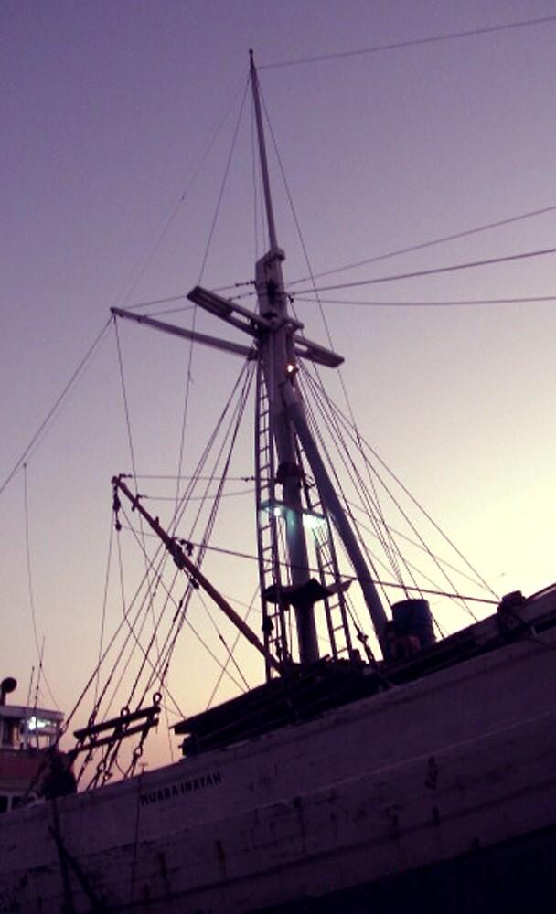 kapal nelayan by carla dellima