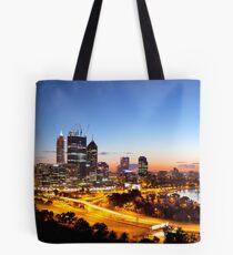 Perth City Tote Bag