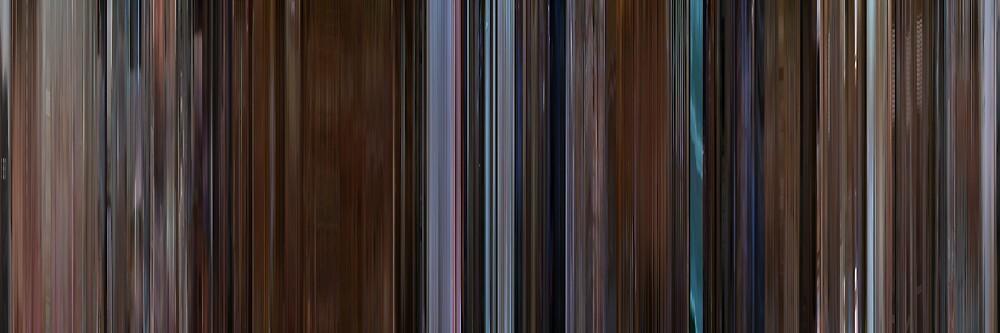 Moviebarcode: Psycho (1998) by moviebarcode